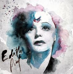 Soulful, #French #music - #Edith #Piaf
