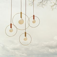 Aura by Ladies & Gentlemen. #productdesign #lighting