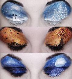 nature makeup