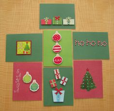 DIY Holiday Cards | House & Home