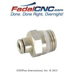 PLM-0032 FITTING 5/32 QD X 1/4 MIPT ST FadalCNC.com