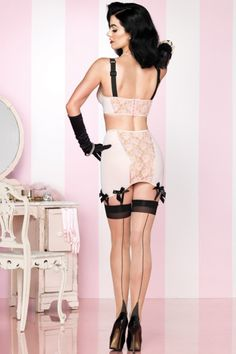 For more gorgeous nylons and stockings, check out www.myownprivatefetish.com and www.nylonstockings.tv Like us on facebook: www.facebook.com/Nylons.Stockings