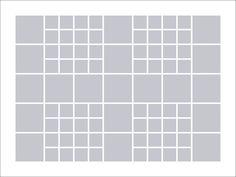 Fotocollage mit 83 Bildern! Die wahrscheinlich größte Collage zum selber machen ;)