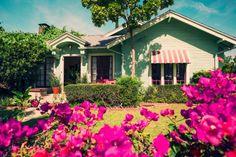 Zu Besuch im Zuhause von Eleonore Meier und ihrer Familie in Los Angeles