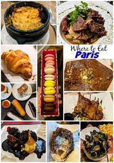 Where to Eat in Pari