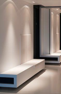 Interior of the Kardiologiepraxis by Axthelm & Rolvien Architekten _