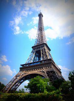 Consejos para visitar París y la torre Eiffel por primera vez.