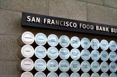 San Francisco Food Bank Donor Wall | SOM | Skidmore, Owings  Merrill LLP