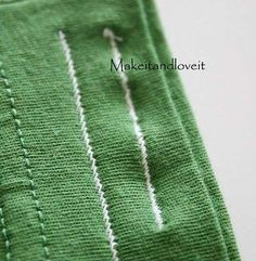 Easy sewing hacks are readily available on our web pages. Read more and you will not be sorry you did. Sewing Basics, Sewing Hacks, Sewing Tutorials, Sewing Crafts, Sewing Patterns, Sewing Tips, Basic Sewing, Sewing Ideas, Techniques Couture