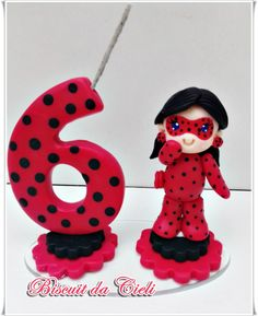 Topinho Miraculous Ladybug      fazemos outros numeros e modelo  Aproximadamente 10cm