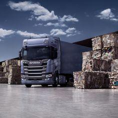 Fjärrtransporter   Scania Sverige