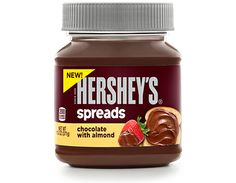 HERSHEYS's Spreads - chocolate with almond, I want to try the Almond flavor too!