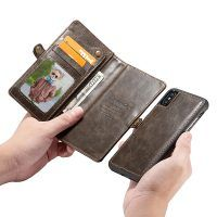 CaseMe iPhone X Wallet Retro Style Case With Wrist Strap is purely handmade by innovative design technology. Fits 7 credit card slots plus cash, coin pocket with wrist strap. Leather Wallet, Pu Leather, Iphone Price, Leather Cover, Card Wallet, Iphone 8 Plus, Mobiles, Retro Fashion, Iphone Cases