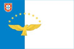The Azores flag