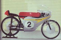 Honda RC 113 50cc 1963