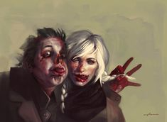 I Put Zombies Everywhere by sabbas apterus