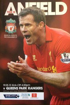 19/5/2013 Liverpool v Q.P.R.