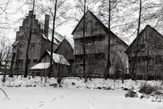 Medieval houses by hans s, via Flickr