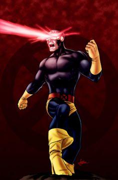 Cyclops of the X-Men