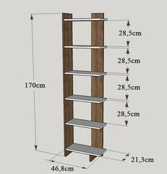 60 Best Of Corner Shelves Ideas 042 Home Decor Furniture, Furniture Projects, Furniture Plans, Diy Home Decor, Furniture Design, Luxury Furniture, Bookshelf Design, Bookshelves, Bookcase