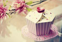 Moldes para Todo: Cajita para Cupcake