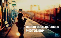 Desenfoque de campo Photoshop CS6 y CC