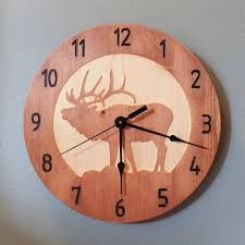 state clock.designs wood - Google Search