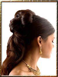 Belle inspired hair!!