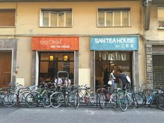 Bubble Tea in Florence | Girl in Florence