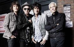 Rolling Stones lídera la lista de iTunes