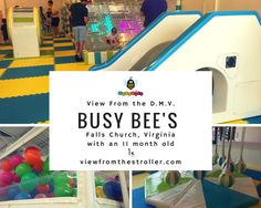 BusyBees6110 D Arlington BlvdFalls Church, VA 22044www.busybeesplay.comIf you have an infant under 12 months old and you're looking…