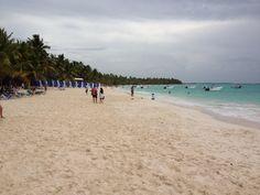 Viagem à República Dominicana - estadia em Punta Cãna no Resort Baya Principe. Excursões a Romana, Sto Domingo e Ilha de Saona.