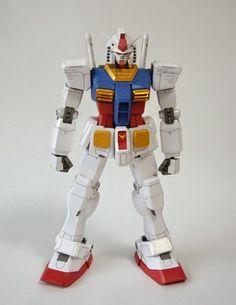 【KIMCHULHO】RX-78-2 GUNDAM (First Gundam)