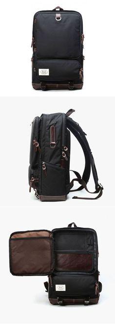 Noart Sweed Define PG backpack - laptop pocket, useful organizing storages, padded shoulder strap and back support. #backpack #rucksack: