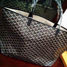 #Goyard St .Louis tote #bags