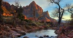 Zion National Park - Bing images