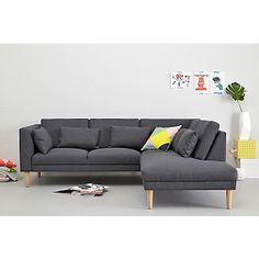 Kerry Hoekbank rechts? Bestel nu bij wehkamp.nl Sectional, Decor, Couch, Furniture, Sectional Couch, Home Decor