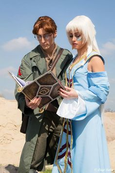 Milo and Kida cosplay - COSPLAY IS BAEEE! Tap the pin now to grab yourself some BAE Cosplay leggings and shirts! From super hero fitness leggings, super hero fitness shirts, and so much more that wil make you say YASSS! Disney Cosplay, Couples Cosplay, Epic Cosplay, Amazing Cosplay, Disney Costumes, Couple Halloween Costumes, Halloween Cosplay, Cosplay Costumes, Halloween Inspo