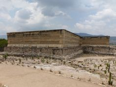 temple of mitla | La excursión: 2011 June - Mexico: Puebla y Oaxaca