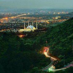 Aah beautiful My Islamabad.
