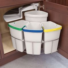 Vauth -Sagel Oeko 4 Piece Center Bin