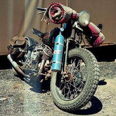 Photo Album: Parts, Pieces and Ideas Photo Album: Rat Rod Lifestyle Vintage Bikes, Vintage Motorcycles, Custom Motorcycles, Custom Bikes, Custom Harleys, Bobber Motorcycle, Bobber Chopper, Vespa, Cool Bikes