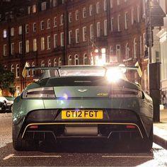 British beast! #ItsWhiteNoise #AstonMartin #GT12 @jamespenketh