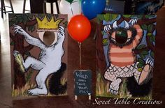 Where the Wild Things Are Birthday Party Ideas | Photo 2 of 14 | Catch My Party