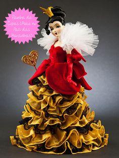 Bonecas das Vilãs da Disney - Blog da Laura Peruchi