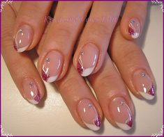 nailz Fingernägel-Nailart - Care - Skin care , beauty ideas and skin care tips Almond Acrylic Nails, Cute Acrylic Nails, Cute Nails, Pretty Nails, Nail Tip Designs, Pretty Nail Designs, Nail Polish Designs, Gel Nail Tips, Gel Nail Art