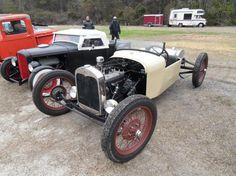 Model A Speedster/Modified - Ruffrodders