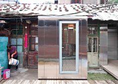 Courtyard House Plugin repurposes ancient Beijing residences