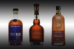 3 Radical Whiskeys to Blow Your Mind  #bourbon #whiskey #Scotch #whisky.  The Balcones sounds amazing.