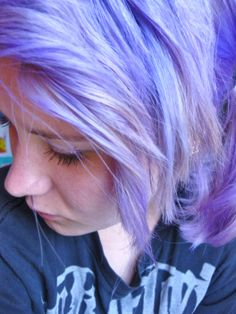 lilac Lilac Hair, Dreadlocks, Hair Styles, Beauty, Hair Plait Styles, Hair Makeup, Hairdos, Haircut Styles, Dreads